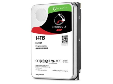 Seagate HDD IronWolf 12 TB ST12000VN0008