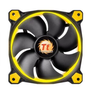Thermaltake PC- Case Fan Riing 12 LED Yellow CL-F038-PL12YL-A