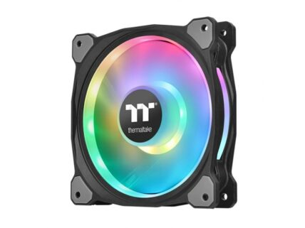Thermaltake PC- Gehäuselüfter Riing Duo 12 RGB CL-F073-PL12SW-A