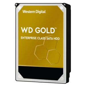 Western Digital Gold 10TB Enterprise Class Hard Drive WD102KRYZ