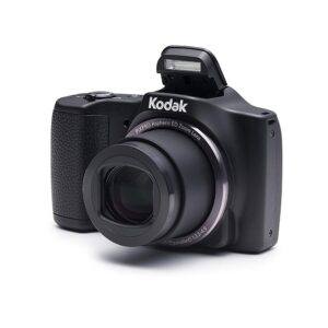 Kodak Friendly Zoom FZ201 musta - FZ201 BLACK