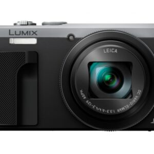 Panasonic Lumix DMC-TZ81 hopea - DMC-TZ81EG-S