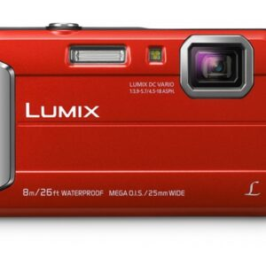 Panasonic Lumix DMC-FT30 rot - DMC-FT30EG-R