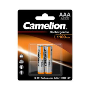 Rechargeable batteries Camelion AAA Micro 1100mAH (2 Pcs)
