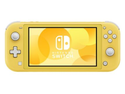 Nintendo Switch Lite Gelb 10002291