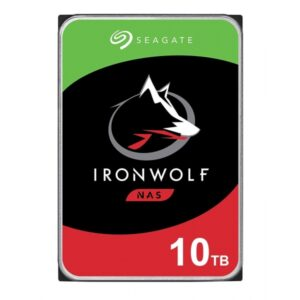 Seagate IronWolf ST10000VN0008 / 10TB Seagate ST10000VN0008