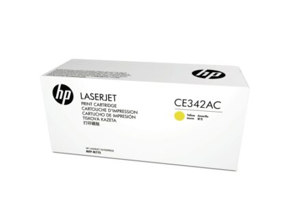 HP 651A Ylw Contract LJ Toner Cartridge-16000 pages-Yellow 1 pc(s) CE342AC