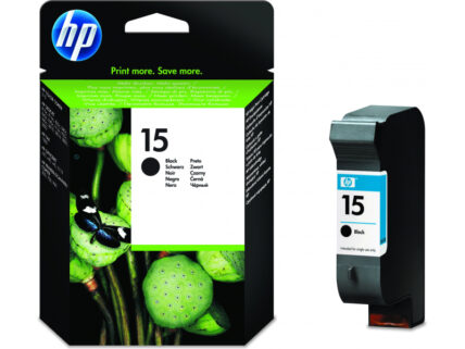 HP DeskJet 15 - Ink Cartridge Original - Black - 25 ml C6615DE