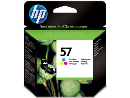 HP 57 Tinte color- Original - Ink Cartridge C6657AE#UUS