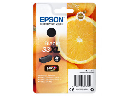 Epson TIN 33XL black C13T33514012