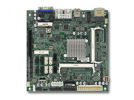 Super micro Mini-ITX Motherboard - Skt 1170 - 8 GB DDR3L MBD-X10SBA