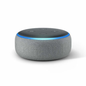 Amazon Echo Dot (3rd) Harmaa DE (German,UK,Japanese) B07PDHSPYD
