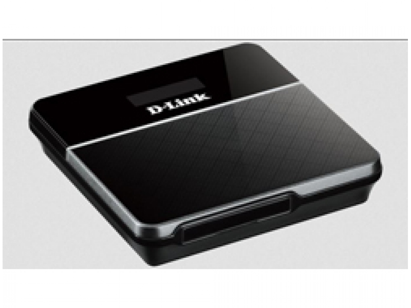 D-Link WLAN 4G/LTE Mobile Router DWR-932
