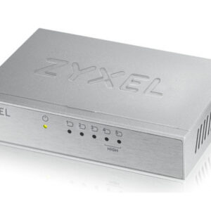 ZyXEL Switch 5-port 10/100 | Zyxel - ES-105AV3-EU0101F