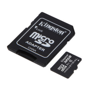 Kingston Industrial Temperature MicroSD UHS-I 32GB SDCIT/32GB