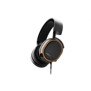 SteelSeries Arctis 5 USB + RGB Gaming Headset Black 61504