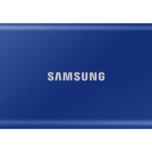 Samsung SSD Portable SSD T7 500GB Indigo Blue MU-PC500H/WW