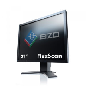 EIZO 54.1cm (21.3)43 DVI+DP+USB LED black lift S2133-BK