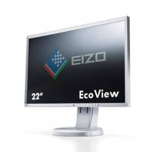 EIZO 55.9cm (22)1610 DVI+DP+USB LED grey EV2216WFS3-GY