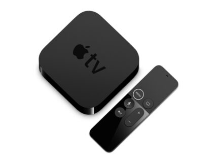 Apple TV Gen.4 Digitaler Multimedia-Receiver MR912FD/A
