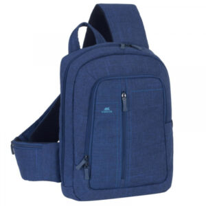 Rivacase 7529 - 33.8 cm (13.3inch) - Polyester - Blue 4260403570913