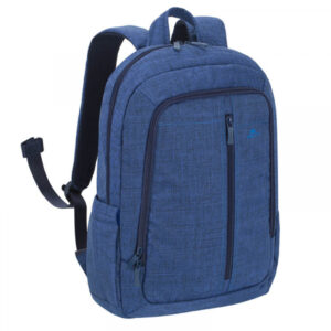 Riva NB Rucksack 7560 Canvas 15,6 blue 7560 BLUE