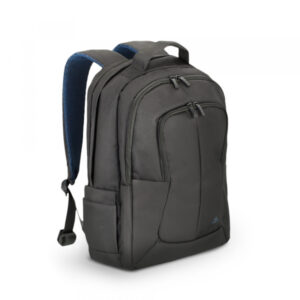 Riva NB Bulker Laptop Backpack 17/6 black 8460 BLACK