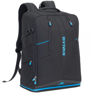 Rivacase 7890 - Backpack case - 40.6 cm (16inch) - Expandable - 2.25 kg - Black,Blue 7890 BLACK