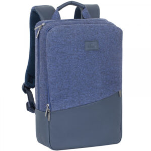 Rivacase 7960 - Backpack case - 39.6 cm (15.6inch) - 850 g - Blue 7960 BLUE