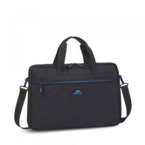 Rivacase 8037 - Messenger case - 39.6 cm (15.6inch) - Shoulder strap - 470 g - Black 8037BLACK