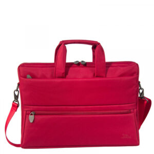Rivacase 8630 - Messenger case - 39.6 cm (15.6inch) - Shoulder strap - 700 g - Red 8630 RED