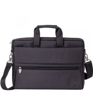 Rivacase 8630 - Messenger case - 39.6 cm (15.6inch) - Shoulder strap - 700 g - Black 8630 BLACK