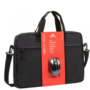 Riva Case Notebooktasche 1538 & Wireless Maus 4260403573990