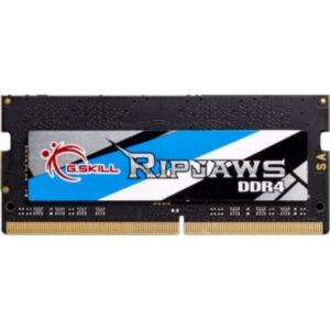 G.Skill Ripjaws - DDR4 - 8 Gt 2 x 4 Gt - SO DIMM 260-PIN