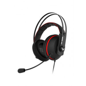 ASUS Headset TUF H7 Gaming Red 90YH01VR-B8UA00