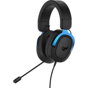 ASUS Headset TUF H3 Gaming Blue 90YH029B-B1UA00