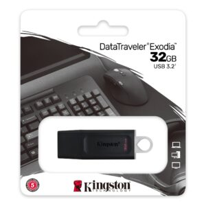 Kingston DT Exodia 32GB USB FlashDrive 3.0 DTX/32GB