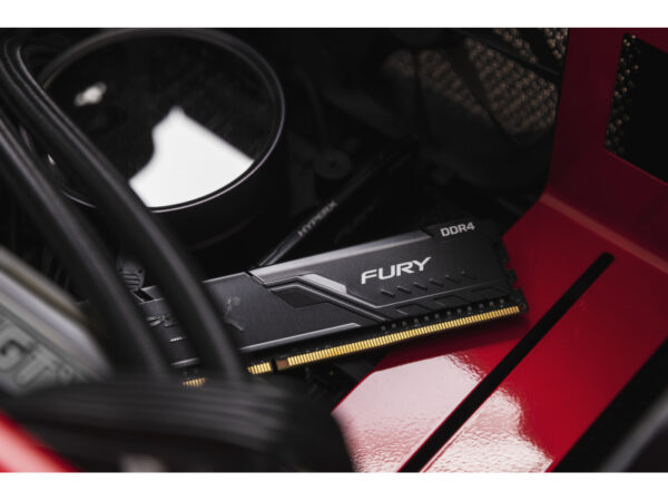 Kingston HyperX FURY DDR4 8 Gt DIMM 288-Nastainen HX434C16FB3 / 8