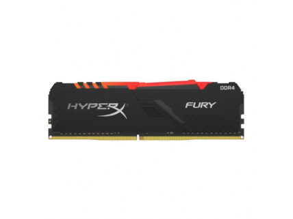 Kingston HyperX FURY RGB DDR4 8 Gt DIMM-muistia 288-nastainen HX436C17FB3A / 8