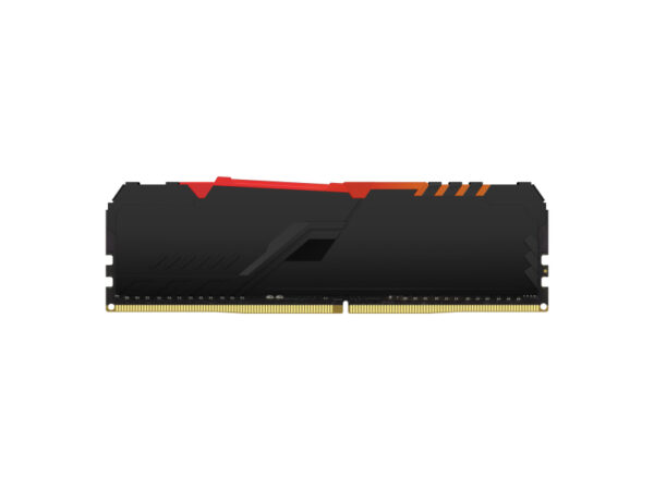 Kingston HyperX FURY RGB DDR4 16 Gt DIMM 288-Nastainen HX434C16FB3A / 16