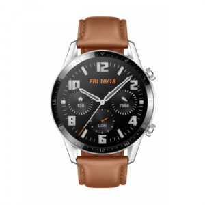 Huawei Watch GT2 46mm Classic Älykello Pebble Brown 55024317