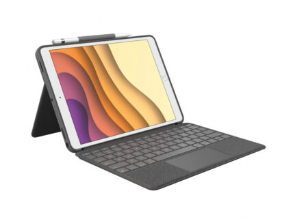 Logitech Combo Touch for iPad Air 3. Gen./iPad Pro 10,5 Grau 920-009640