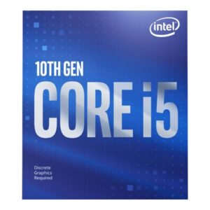 Intel CPU i5-10400F 2,9 Ghz 1200 Box Retail BX8070110400F