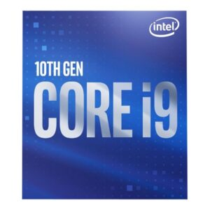 Intel CPU i9-10900F 2.8 Ghz 1200 Box Retail  BX8070110900F