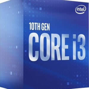 Intel Core i3 Processor i3-10300 3,70Ghz 8M Box BX8070110300