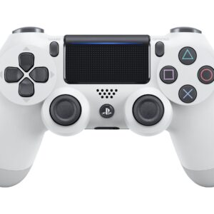 Sony PS4 -ohjain Dual Shock langaton valkoinen V2 PS4 CONTR WH