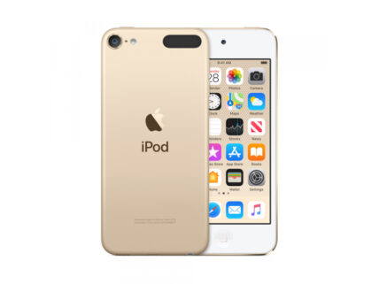 Apple iPod touch 32GB - MP4 player - 32 GB - IPS - Lightning - Gold - Headphones included MVHT2FD/A