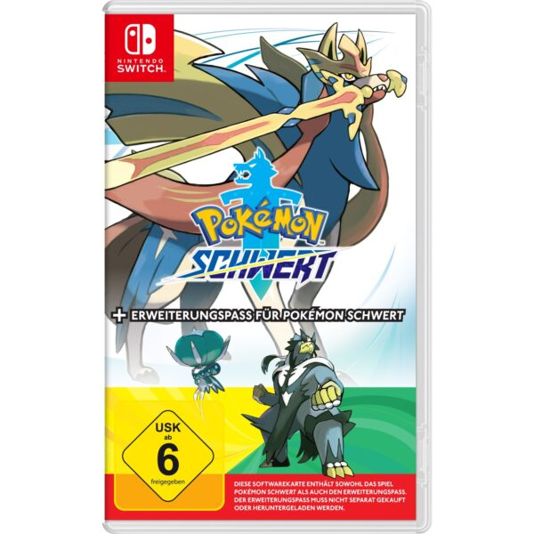 Nintendo Pokemon Sword extension pass Switch - Nintendo Switch 10005104