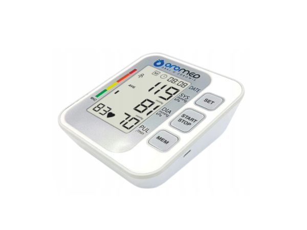 Oromed Electronic Blood Pressure Monitor ORO-N5 Classic+Power Adapter