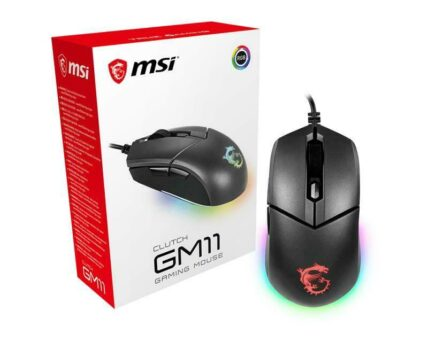 MSI Mouse Clutch GM11 GAMING | S12-0401650-CLA